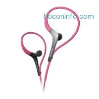 ihocon: Sony MDR-AS400EX Active Series Sport Headphones (Pink)