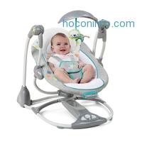 ihocon: Ingenuity ConvertMe Ridgedale Swing-2-Seat