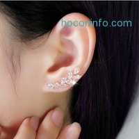 ihocon: Chicinside CZ Crystal Earrings