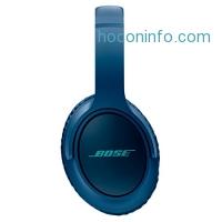 ihocon: Bose SoundTrue around-ear  wired headphones II - Apple devices, Navy Blue