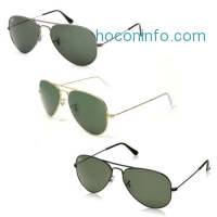 ihocon: Ray Ban 雷朋Aviator RB3025 58mm Sunglasses太陽眼鏡 - Color Variations