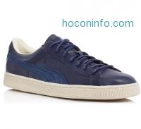 ihocon: PUMA Men's Basket Classic Lace Up Sneakers