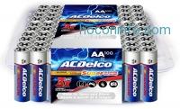 ihocon: ACDelco Super Alkaline AA Batteries, 100-Count