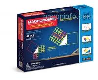 ihocon: Magformers Pythagoras Set 47 Piece Playset