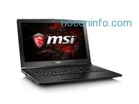 ihocon: MSI GL62M 7RE-407 15.6 Performance Gaming Laptop Intel Core i5-7300HQ GTX 1050Ti 8GB DDR4 DRAM, 256GB SSD