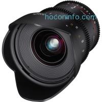 ihocon: Rokinon 20mm T1.9 Cine DS Lens for Canon EF