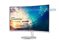 ihocon: Samsung 27 Curved LED Monitor - C27F591 (Certified Refurbished)