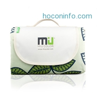 ihocon: MIU COLOR® Foldable Large Picnic Blanket可折疊收納,防水野餐地墊