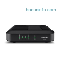 ihocon: Linksys Advanced DOCSIS 3.0 Cable Modem for Comcast, Connector, F-type female 75 ohm Cable (DPC3008)
