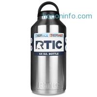 ihocon: Rtic Stainless Steel Bottle (64oz)保温水瓶