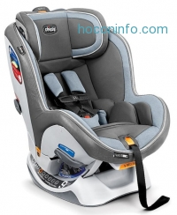 ihocon: Chicco NextFit iX Zip Convertible Car Seat - SteelBlue