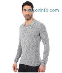 ihocon: 7 For All Mankind Long Sleeve Polo Sweater