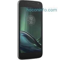 ihocon: Moto Moto G Play XT1607 4th Gen. 16GB Smartphone (Unlocked, Black)