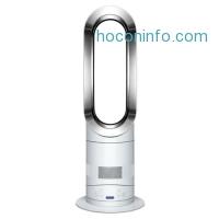 ihocon: Dyson AM05 Hot + Cool Fan & Heater | White/Silver | New