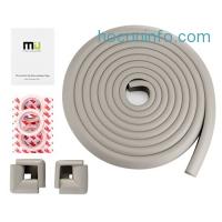 ihocon: MIU COLOR Table Edge Corner Guards with 4 Corners - 16.4 ft Edge