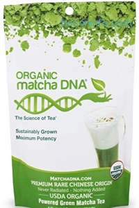 ihocon: MatchaDNA Organic Powdered Matcha Green Tea, 10 Ounce有機抹茶粉