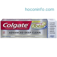 ihocon: Colgate Total Advanced Deep Clean Toothpaste, 4 Ounce (Pack of 6)