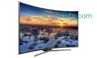 ihocon: Samsung Curved 55 LED 120Hz 4K Ultra HD Smart TV (Refurbished)