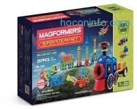 ihocon: MAGFORMERS Super Steam Set (297 Piece)