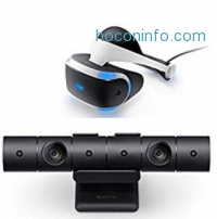 ihocon: PlayStation VR + Camera