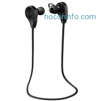 ihocon: AoBoChi Bluetooth Headphones Headset 藍芽無線立體聲運動型耳機