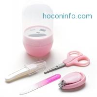 ihocon: Solavae Newborn, Baby, Infant and Toddler Grooming Kit幼兒指甲剪一組