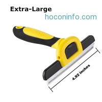 ihocon: Pet Deshedding Tool And Grooming Brush For Dogs And Cats 寵物刷