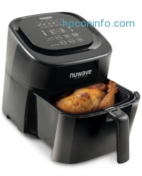 ihocon: NuWave Brio 6 Qt. Digital Air Fryer