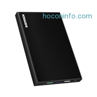 ihocon: KMASHI 20000mah External Battery QC3.0 Quick Charge Power Bank快速充電行動電源