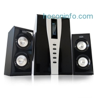 ihocon: Arion Legacy AC Powered 2.1 Speaker System with Massive Subwoofer