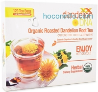 ihocon: Dandelion Organic Roasted Dandelion Root Tea - 120 Teabags有機蒲公英根茶包