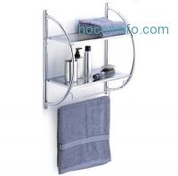 ihocon: Neu Home 2-Tier Shelf with Towel Bars