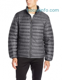 ihocon: 32 Degrees Men's Nano Light Packable Down Jacket