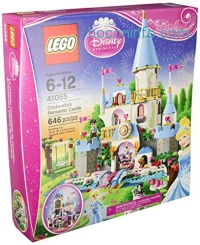 ihocon: LEGO Disney Princess Cinderella's Romantic Castle 41055