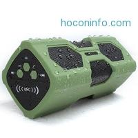 ihocon: ELEGIANT Portable Wireless Bluetooth Speaker with Built-in Mic內建麥克風藍芽無線喇叭