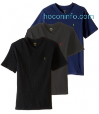 ihocon: Polo Ralph Lauren NEW Mens Classic V-Neck Cotton Tee T-Shirt