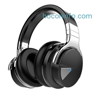 ihocon: Cowin E-7 Active Noise Cancelling Wireless Bluetooth Over-ear Stereo Headphones藍芽立體聲主動消噪耳機