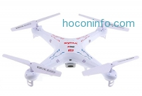 ihocon: Syma X5C 2.4G 6 Axis Gyro HD Camera RC Quadcopter with 2.0MP Camera空拍機
