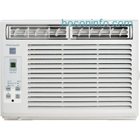 ihocon: Frigidaire 5,000 BTU 115V Window-Mounted Mini-Compact Air Conditioner with Full-Function Remote Control 小型窗型冷氣機