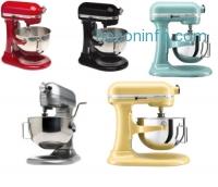 ihocon: KitchenAid KGH25HOX Professional 5-Quart Stand Mixer 6 colors