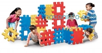 ihocon: Little Tikes Big Waffle Block Set - 18 pieces