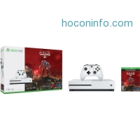 ihocon: Microsoft Xbox One S Halo Wars 2 Bundle