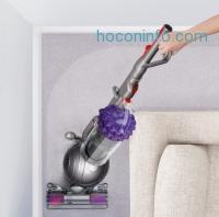 ihocon: Dyson - Cinetic Big Ball Bagless Upright Vacuum - Iron/bright silver/sprayed purple/red
