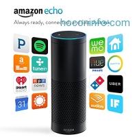 ihocon: Amazon Echo Voice Activated Wireless Speaker (Black)