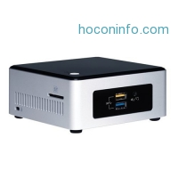 ihocon: Intel Boxed, NUC Kit, Nuc5ppyh Components, Silver with Black Top (BOXNUC5PPYH)