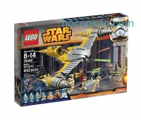 ihocon: LEGO Star Wars Naboo Starfighter 75092 Building Kit