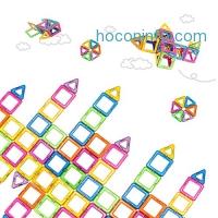 ihocon: VFunix Magnetic Blocks Set 66 Pcs 磁性積木組
