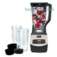 ihocon: Ninja Professional 1000 Watt Blender w/Nurti Cups, BL661 (Certified Refurbished)