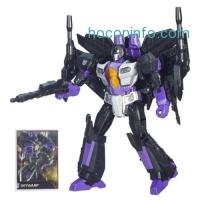 ihocon: Transformers變型金剛 Generations Leader Class Skywarp Figure