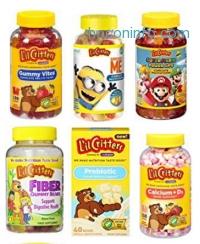 ihocon: L'il Critters Gummy Vites Complete Multivitamin, 190 Count